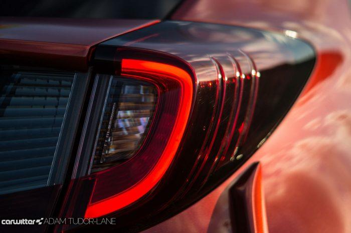 2016 Honda Civic Sport Review 1.6 iDTEC - Rear Lights - carwitter