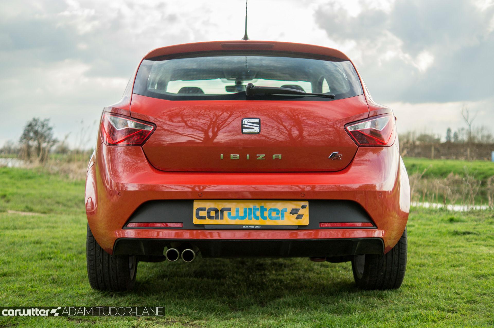 2016 seat ibiza fr 1 2 tsi review sporty enough carwitter