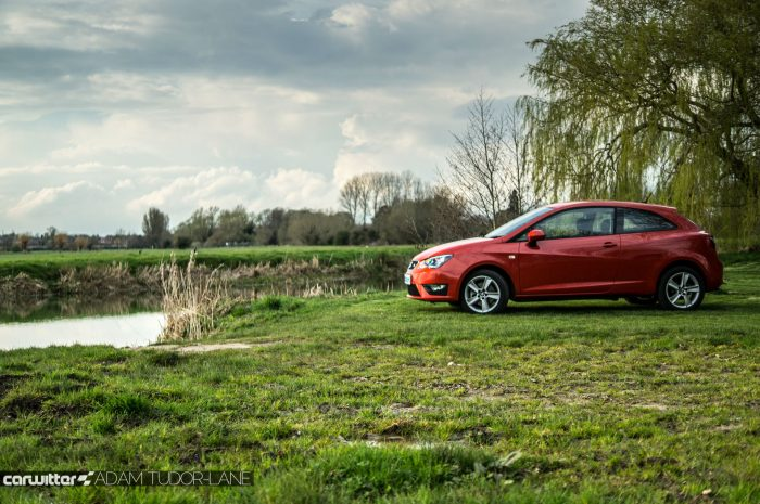 2016 SEAT Ibiza FR Review - Scenic - carwitter