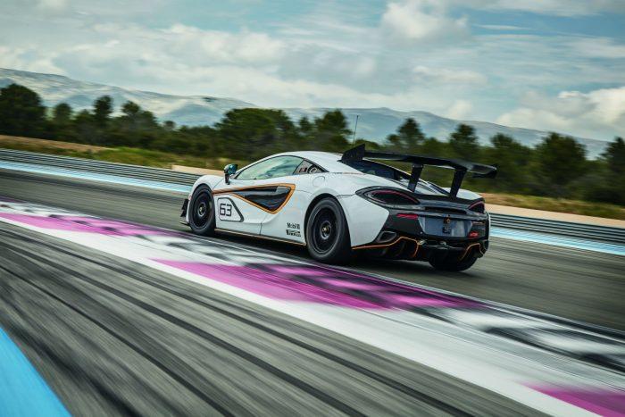 McLaren 570S Sprint - Side - carwitter