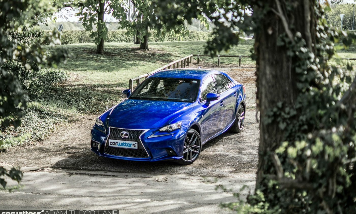 2016 Lexus is200t Review Front Scene carwitter 1400x840 - Lexus IS 200t Review – Stunner - Lexus IS 200t Review – Stunner