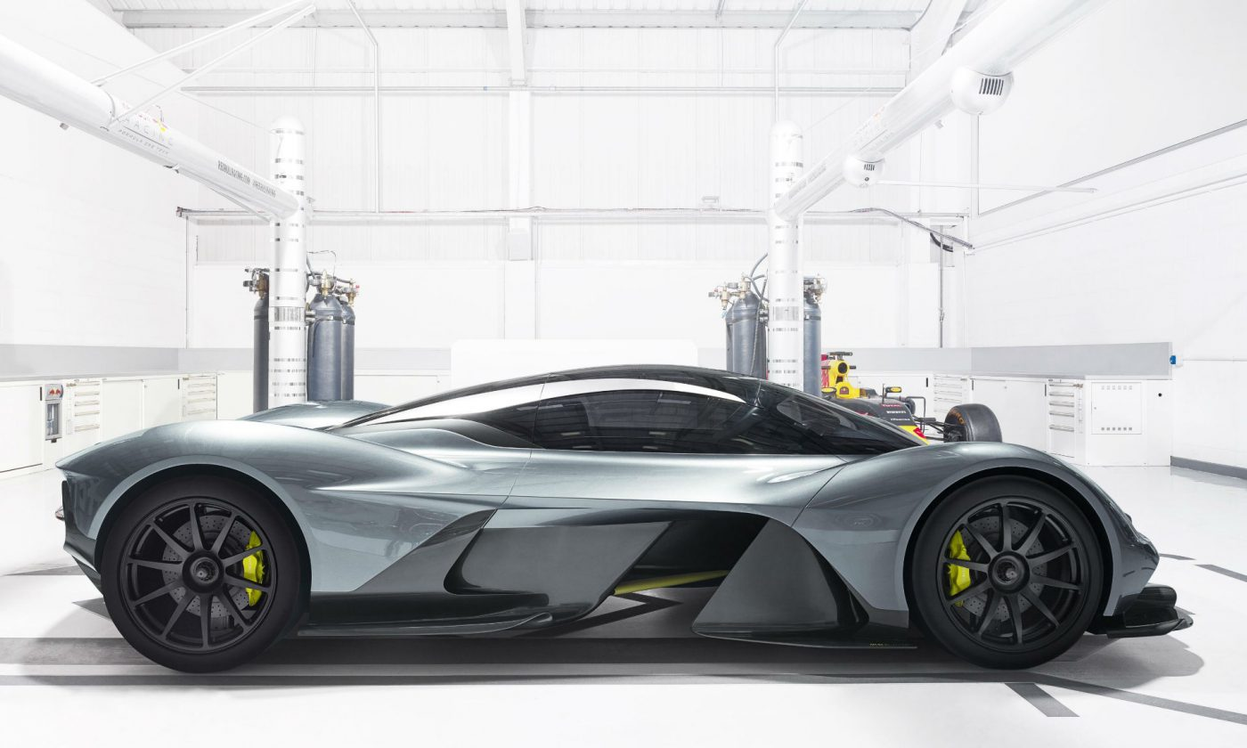 Aston Martin Red Bull Racing AM RB 001 Side carwitter 1400x840 - Aston martin Red Bull AM-RB 001 becomes real - Aston martin Red Bull AM-RB 001 becomes real