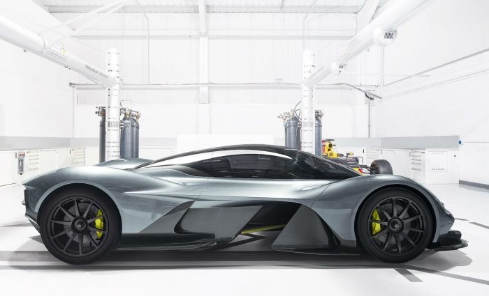 Aston Martin Red Bull Racing AM-RB 001 - Side - carwitter
