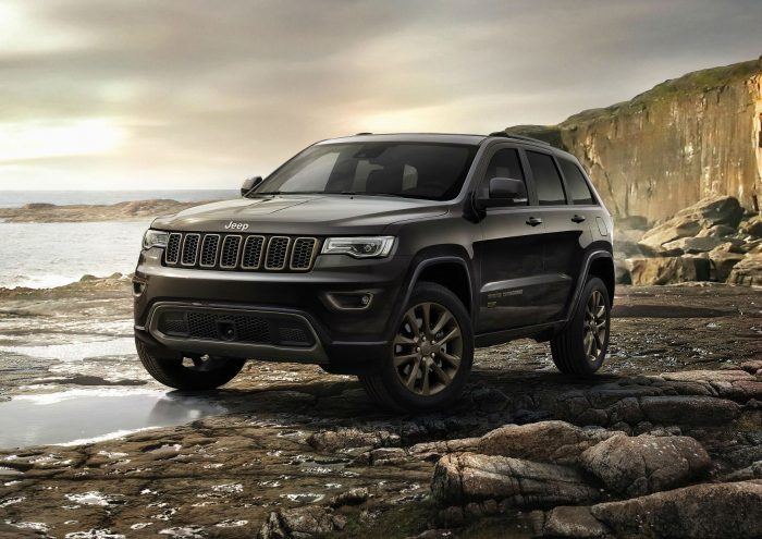 Jeep Grand Cherokee - 75th Anniversary Edition 2016 - carwitter
