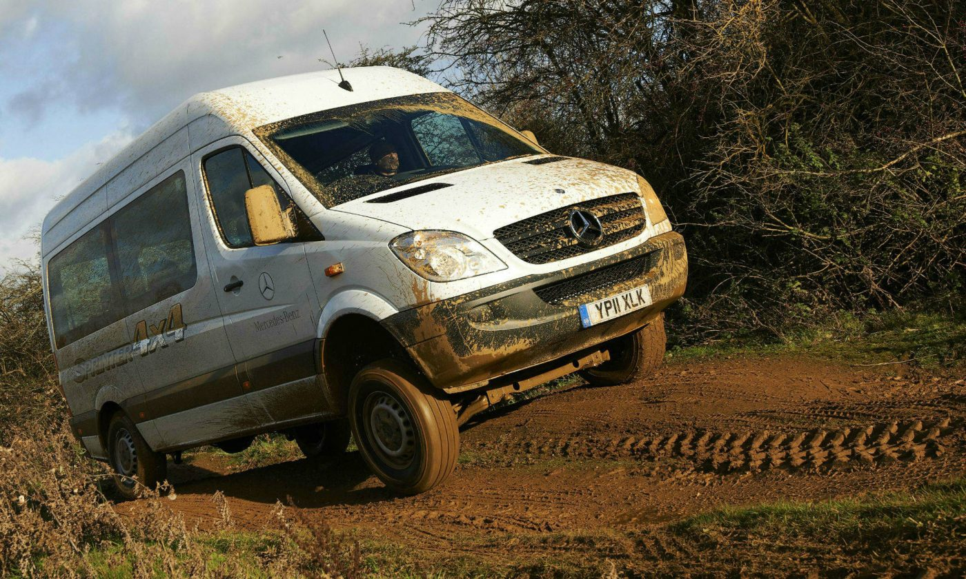 Mercedes Benz Sprinter 4x4 Carwitter 1400x840 - Investing in a 4x4 Van – Do You Need One and Which Model Is Best? - Investing in a 4x4 Van – Do You Need One and Which Model Is Best?