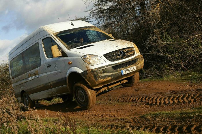 Mercedes Benz Sprinter 4x4 Carwitter 700x466 - Investing in a 4x4 Van – Do You Need One and Which Model Is Best? - Investing in a 4x4 Van – Do You Need One and Which Model Is Best?