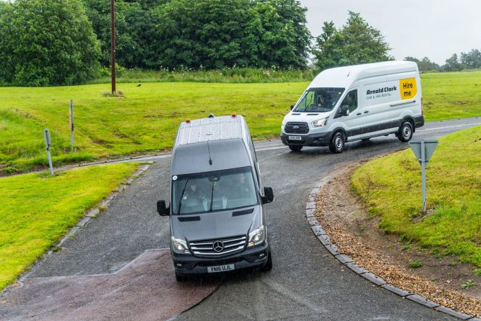 Mercedes-Benz Van Experience 2016 Review - 009 - carwitter