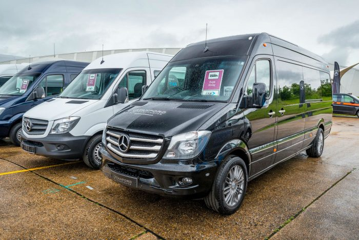 Mercedes Benz Van Experience 2016 Review 026 carwitter 700x467 - Comfortable family cars to take on your summer drive - Comfortable family cars to take on your summer drive