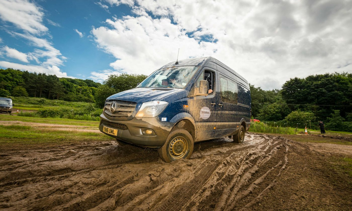 Mercedes Benz Van Experience 2016 Review 031 carwitter 1400x840 - Mercedes Sprinters run the world! - VanExperience Live 2016 Review - Mercedes Sprinters run the world! - VanExperience Live 2016 Review