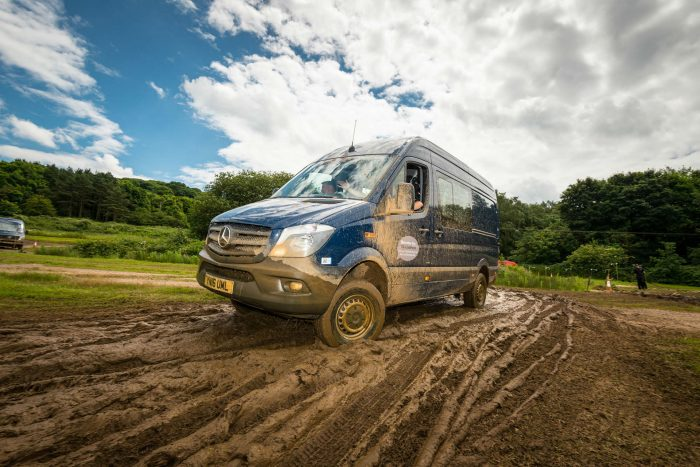 Mercedes-Benz Van Experience 2016 Review - 031 - carwitter