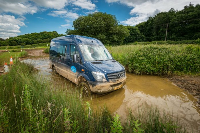 Mercedes-Benz Van Experience 2016 Review - 032 - carwitter