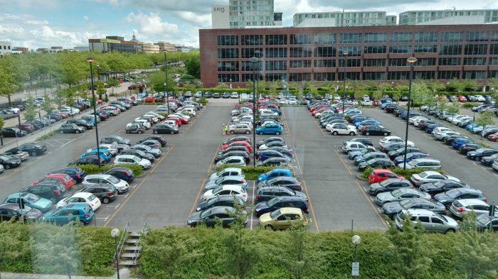 Car Park Full - carwitter