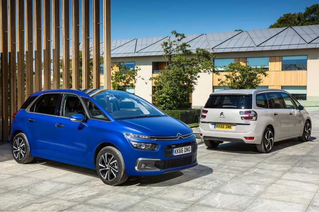 Citroen C4 Picasso and C4 Grand Picasso Front - Price & Spec Announced for 2017 Citroen C4 Picasso - Price & Spec Announced for 2017 Citroen C4 Picasso