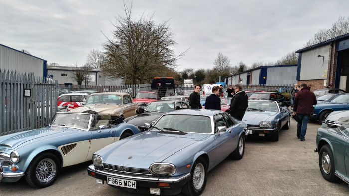Great Escape Classic Car Hire Driving Day Rally 2016 020 carwitter 700x393 - We Break for the border with Great Escape Classics! - We Break for the border with Great Escape Classics!