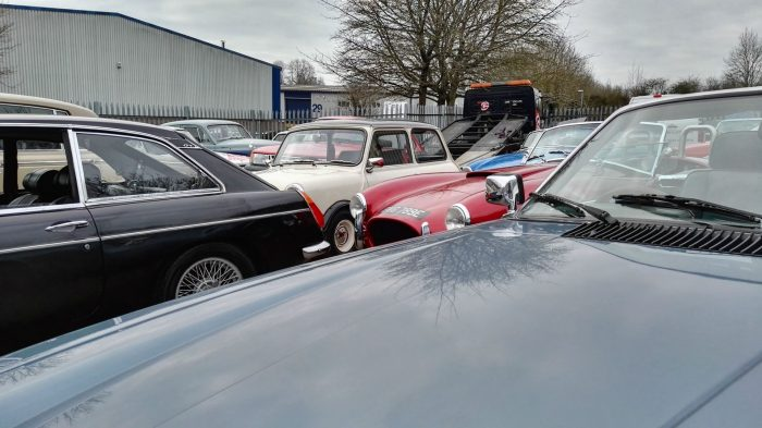 Great Escape Classic Car Hire Driving Day Rally 2016 021 carwitter 700x393 - Here's what you need to know about buying a classic car - Here's what you need to know about buying a classic car