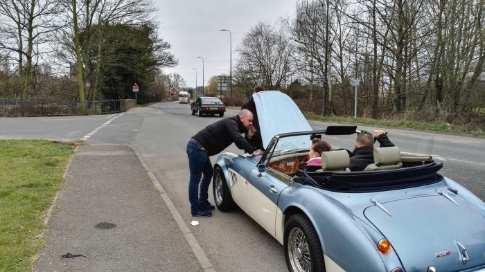 Great Escape Classic Car Hire Driving Day Rally 2016 034 carwitter 700x393 - We Break for the border with Great Escape Classics! - We Break for the border with Great Escape Classics!