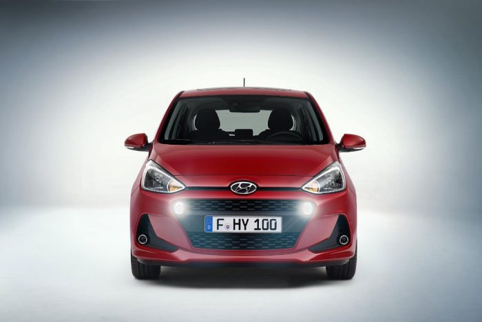 Hyundai i10 - Front 2