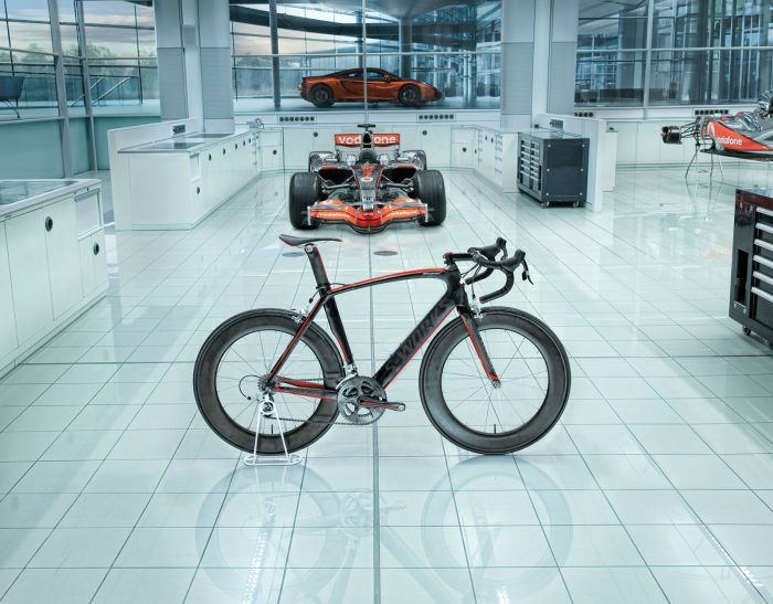McLaren MTC Factory Tour - 026 S-Works Specialized - carwitter