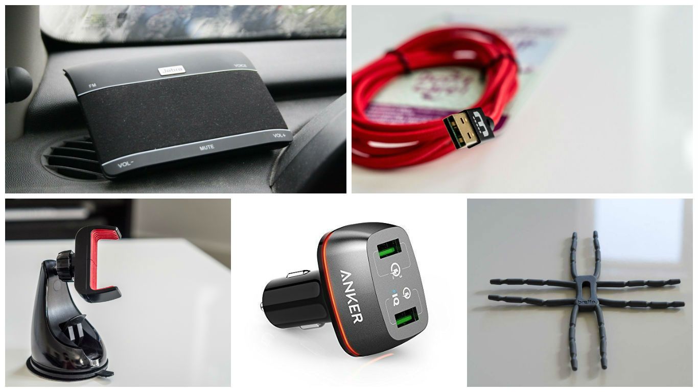 Top 5 Smartphone Car Accessories 2016 carwitter - Top 5 Smartphone Car Accessories 2016 - Top 5 Smartphone Car Accessories 2016