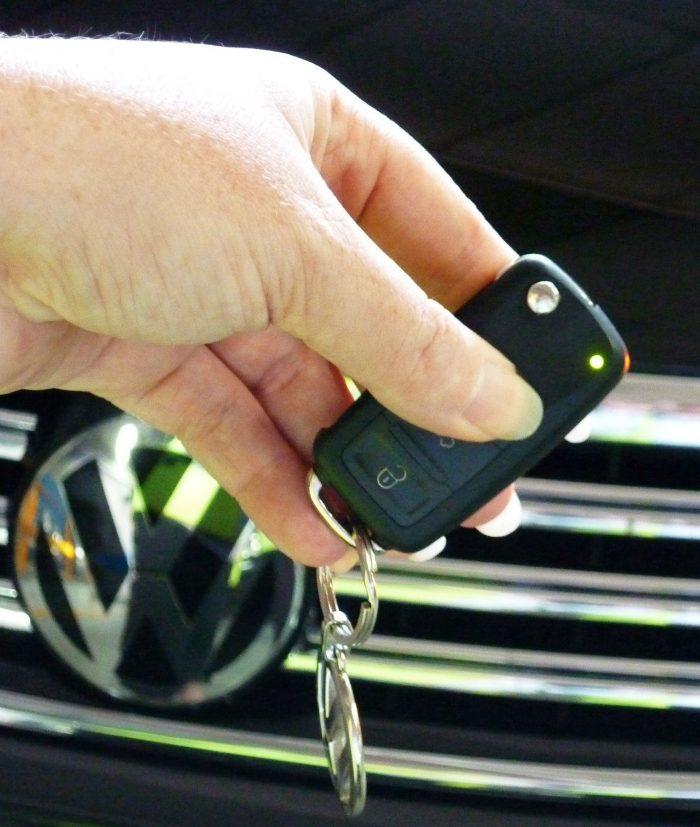 Volkswagen Key - carwitter