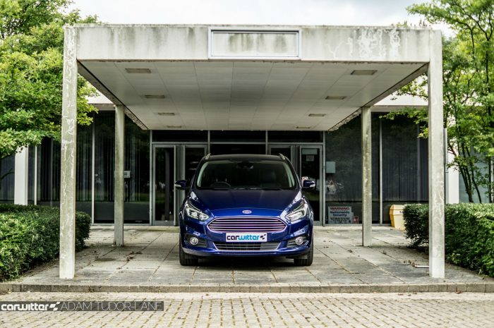 2016 Ford S Max Review Font carwitter 700x465 - 2016 Ford S-Max Titanium Review - 2016 Ford S-Max Titanium Review