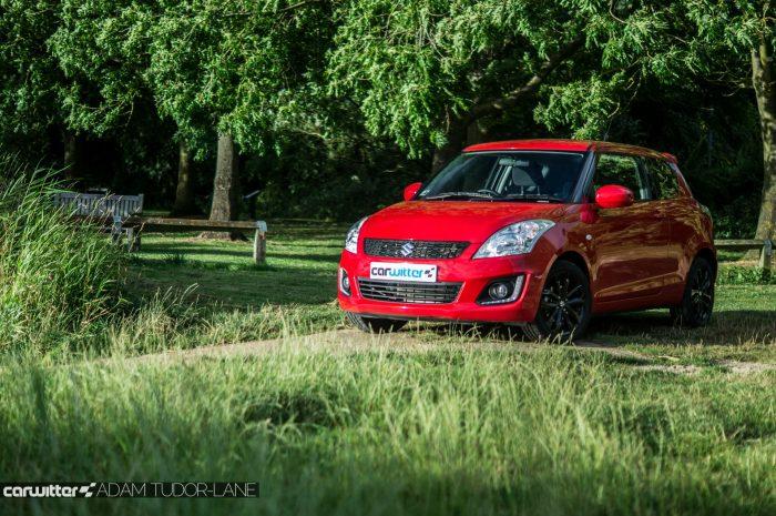 2016 Suzuki Swift SZ L Review Front Scene Carwitter 700x465 - 2016 Suzuki Swift SZL Review - 2016 Suzuki Swift SZL Review