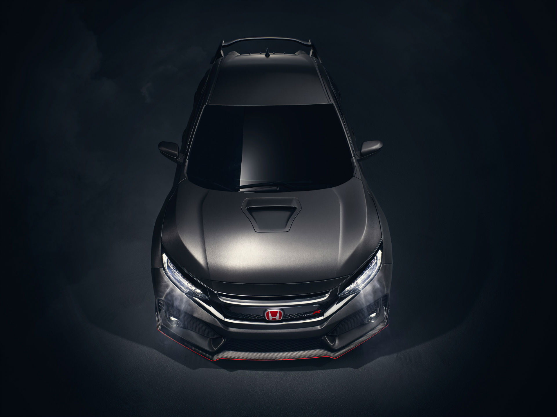 2017 Honda Civic Type R Breaks Cover Carwitter