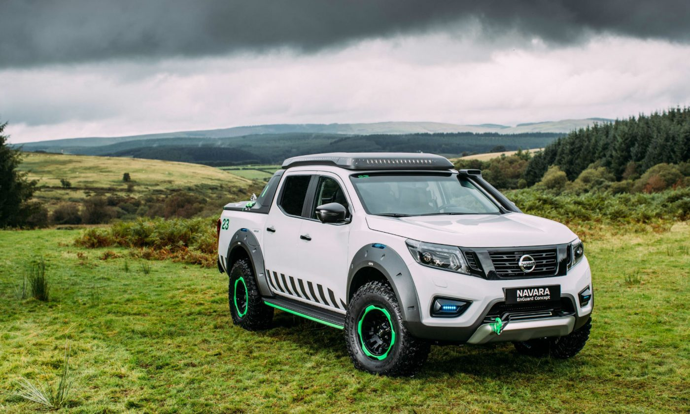 Nissan Navara EnGuard Concept Front carwitter 1400x840 - Navara EnGuard Concept lands, we want one! - Navara EnGuard Concept lands, we want one!