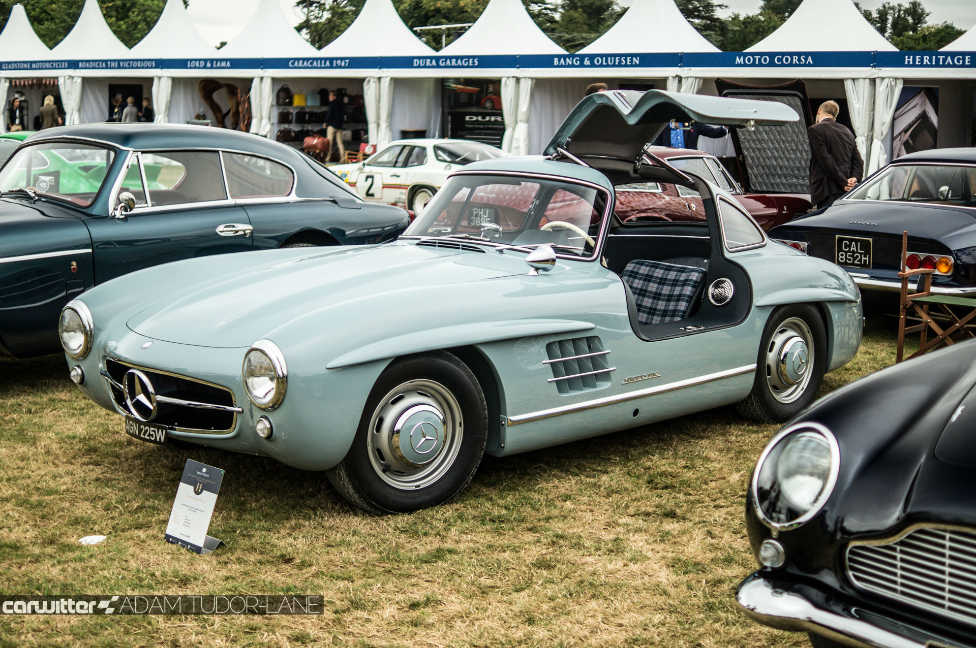 Salon Prive 2016 Review Carwitter 82 700x465 Cool Car Maintenance Tips For Your Vintage Merc