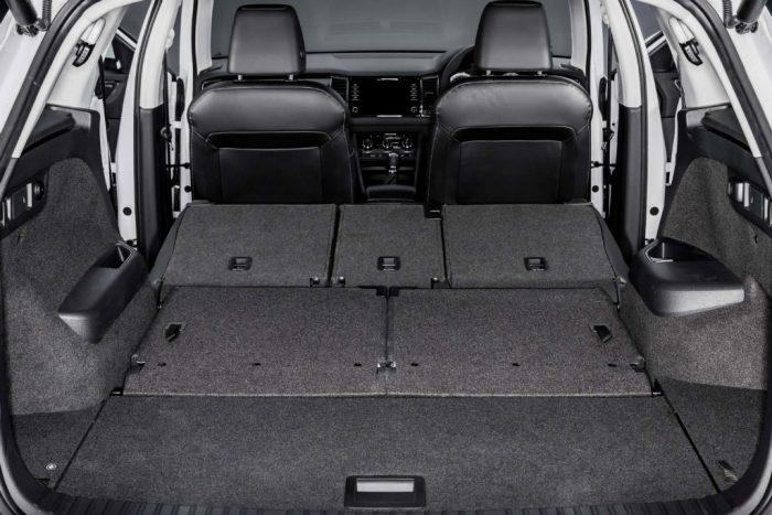 Skoda Kodiaq Space 700x467 - New Skoda Kodiaq SUV Fully Revealed - New Skoda Kodiaq SUV Fully Revealed