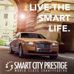 Smart City Prestige Chauffeuring
