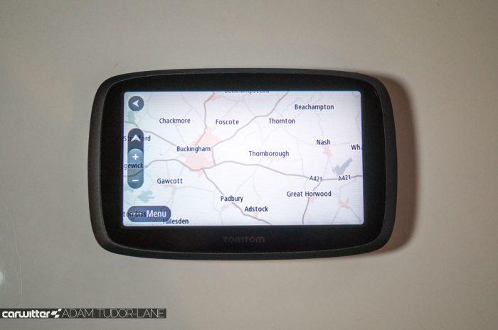 TomTom Go 5100 Review 006 carwitter 700x465 - TomTom Go 5100 Sat Nav Review - TomTom Go 5100 Sat Nav Review