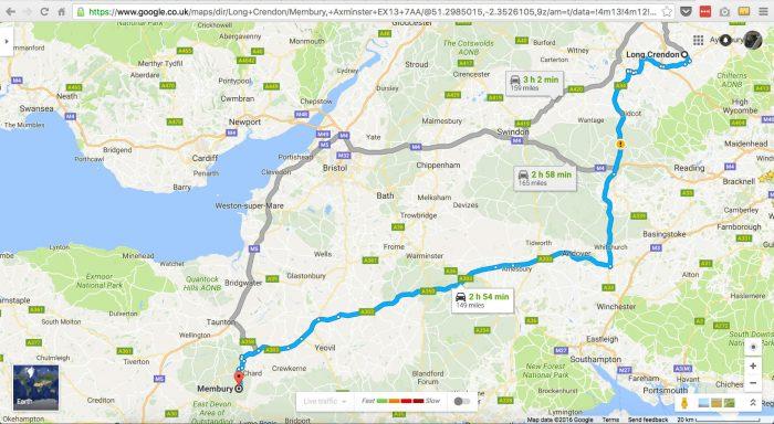 TomTom MyDrive Route 700x384 - TomTom Go 5100 Sat Nav Review - TomTom Go 5100 Sat Nav Review
