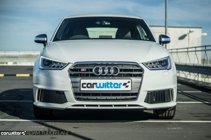 2016 Audi S1 Review Front Carwitter 700x465 - Audi S1 Review - Audi S1 Review