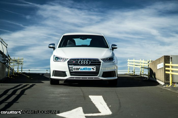 2016 Audi S1 Review Front On Carwitter 700x465 - Audi S1 Review - Audi S1 Review