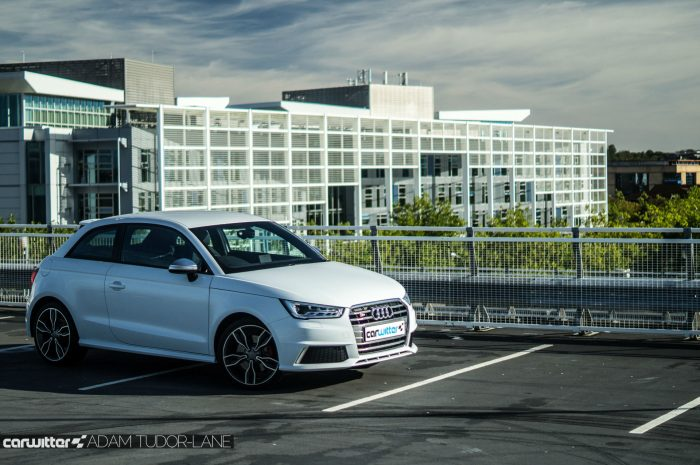 2016 Audi S1 Review Side Main Carwitter 700x465 - Audi S1 Review - Audi S1 Review