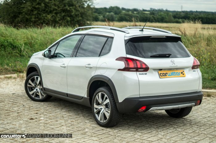 2016 Peugeot 2008 Allure 1.2 Review Rear Angle High carwitter 700x465 - 2016 Facelift Peugeot 2008 Review - 2016 Facelift Peugeot 2008 Review