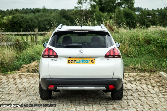 2016 Peugeot 2008 Allure 1.2 Review Rear carwitter 700x465 - 2016 Facelift Peugeot 2008 Review - 2016 Facelift Peugeot 2008 Review