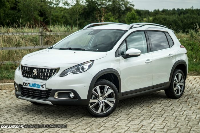 2016 Peugeot 2008 Allure 1.2 Review Side Angle carwitter 700x465 - 2016 Facelift Peugeot 2008 Review - 2016 Facelift Peugeot 2008 Review