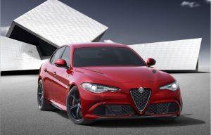 Alfa Romeo Giulia Front 2 300x192 - Alfa Romeo Giulia UK spec and prices revealed - Alfa Romeo Giulia UK spec and prices revealed