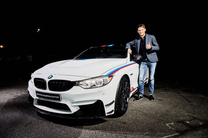 BMW M4 DTM Champion Edition Marco Wittmann 700x466 - BMW celebrate DTM title with M4 DTM Champion Edition - BMW celebrate DTM title with M4 DTM Champion Edition