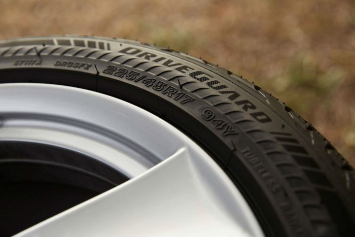 Bridgestone Driveguard Tyre carwitter 700x467 - So, You've Bought A Car. Now What? - So, You've Bought A Car. Now What?