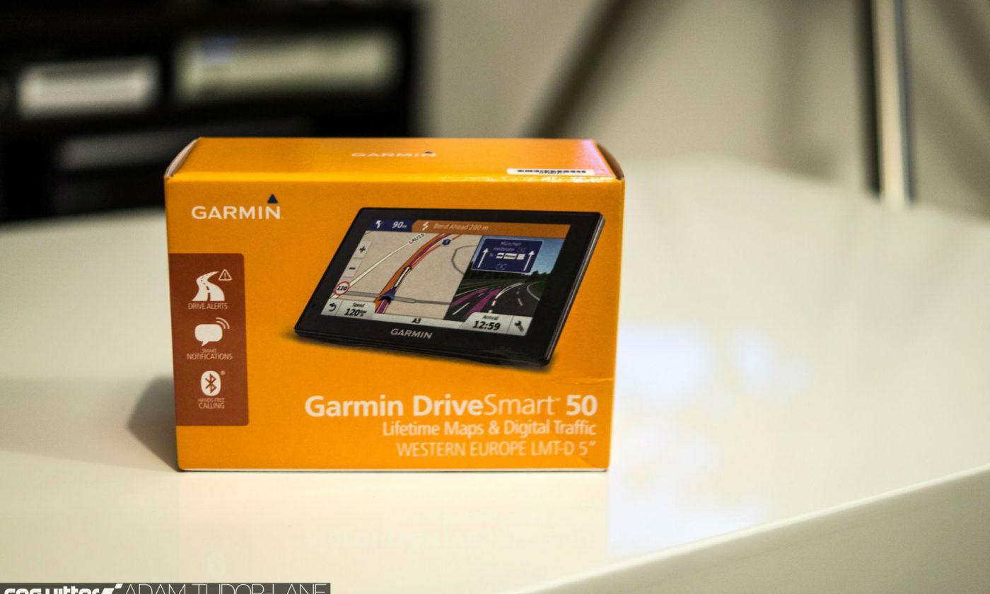 Garmin DriveSmart 50 Review Box Front carwitter 1400x840 - Garmin DriveSmart 50 Review - Garmin DriveSmart 50 Review