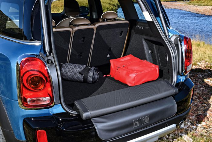 Mini Countryman Boot 700x467 - Top tips for driving outside the UK when planning your summer Euro-trip - Top tips for driving outside the UK when planning your summer Euro-trip