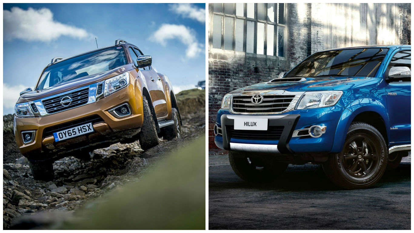 Nava Vs Hilux carwitter - The Toyota Hilux vs The Nissan Navara: Which Is The Toughest? - The Toyota Hilux vs The Nissan Navara: Which Is The Toughest?