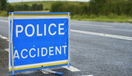 Police Accident carwitter 260x150 - Traffic Collision Main Causes - Traffic Collision Main Causes