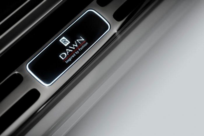 Rolls Royce Dawn House of Rolls Inspired by Fashion 700x467 - Rolls-Royce Create a Special Edition Dawn Inspired by Fashion - Rolls-Royce Create a Special Edition Dawn Inspired by Fashion