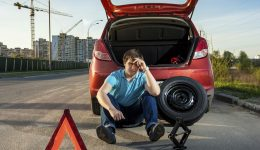 Spare Tyre Check carwitter 260x150 - How To Prep Your Car for a Long Journey - How To Prep Your Car for a Long Journey
