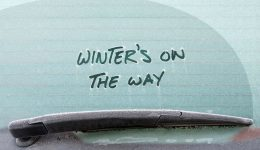Winter On The Way Frozen carwitter 260x150 - Top tips for safe winter motoring - Top tips for safe winter motoring