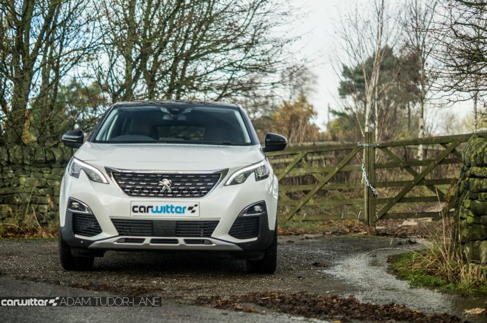 2016-peugeot-3008-suv-review-front-offset-carwitter